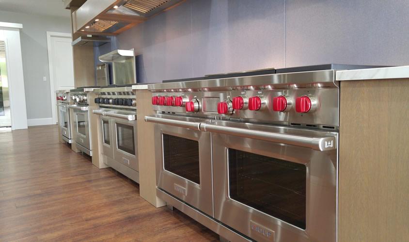 kitchen appliance stores near me ga