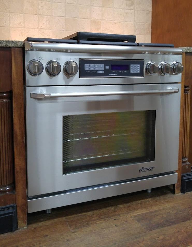 Dacor Kitchen Appliances Georgia