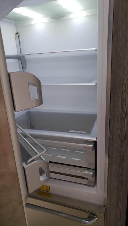 Dacor fridge appliances